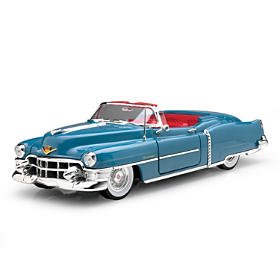 1:18-Scale 1953 Cadillac Eldorado Convertible Diecast Car