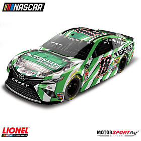 Kyle Busch No. 18 Interstate Batteries 2019 Diecast Car