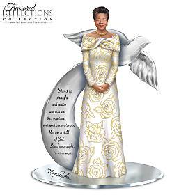 Treasured Reflections Of Dr. Maya Angelou Figurine
