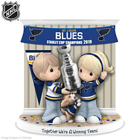 Together We're A Winning Team Blues® Figurine