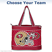 NFL Team Tote Bag
