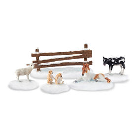 Baby Animals Village Accessory