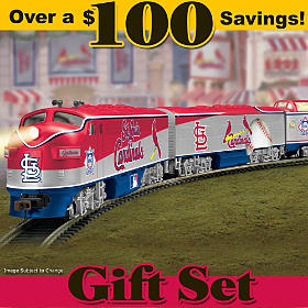 St. Louis Cardinals Express Train Set