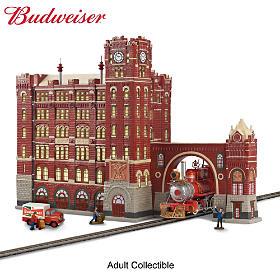 Budweiser Brew House Masterpiece Edition Sculpture