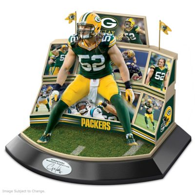 Nfl Legends Of The Game Clay Matthews Green Bay Packers