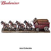 Budweiser Clydesdales Sculpture