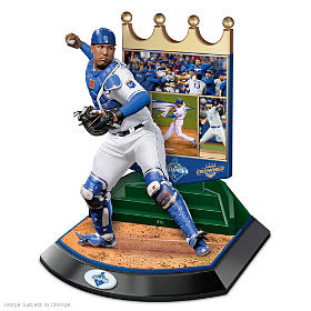 Kansas City Royals 2015 World Series Commemorative Sculpture