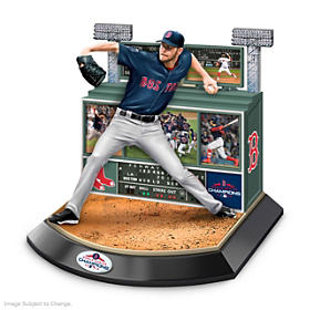 Red Sox 2018 World Series Commemorative Sculpture