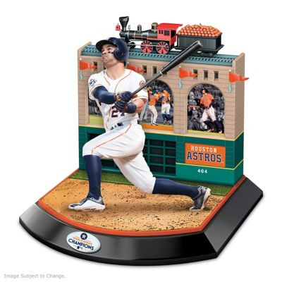 Astros 2017 World Series Commemorative Sculpture by