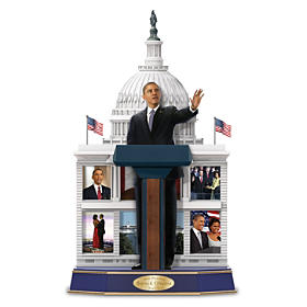 Legacy Of A Leader Sculpture