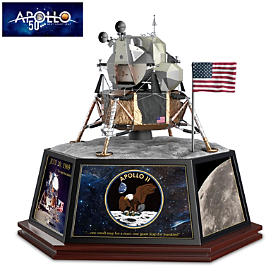 Apollo 11 Masterpiece Tribute Sculpture