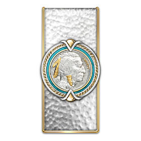 Indian Head Nickel Money Clip