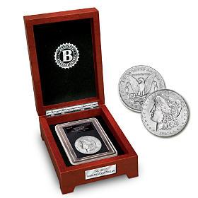 The Only Denver Morgan Silver Dollar Coin