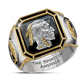 The Spirit Of America Ring