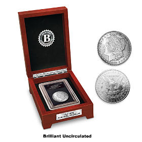 "The Last ""True"" Morgan Silver Dollar Coin"