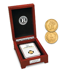 America's Last Circulated Gold Coin