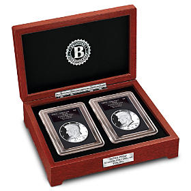 The 1979-S Variety Kennedy Half Dollar Type Coin Set