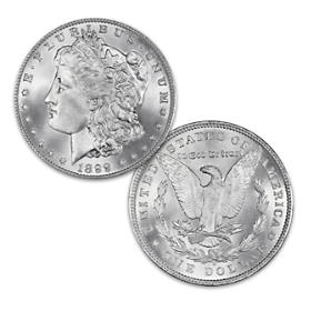 The Micro-O Error Morgan Silver Dollar Coin