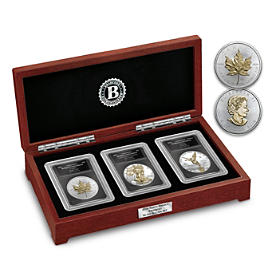 The 2018 North American Silver Coin Set