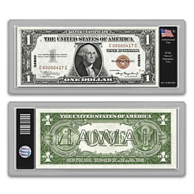 The WWII Hawaii Emergency $1 Note Currency