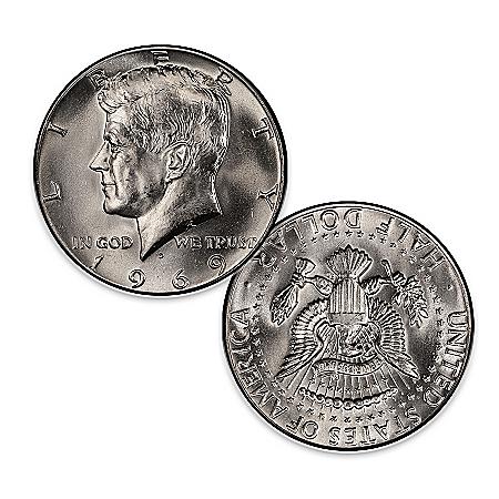 50th Anniversary Apollo Moon Landing Artifact And Coin Set