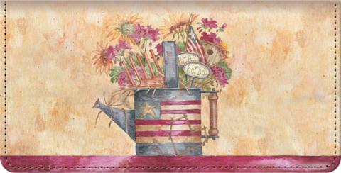 American Heartland Checkbook Cover