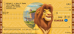 Lion King Checks