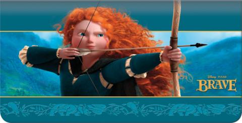 Disney/Pixar Brave Checkbook Cover