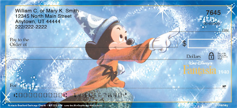 Fantasia Personal Checks