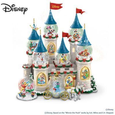 Disney Snowglobe F/ée Clochette Traditions