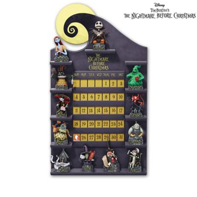 dc225a08f6e The Nightmare Before Christmas Collectibles - Bradford Exchange