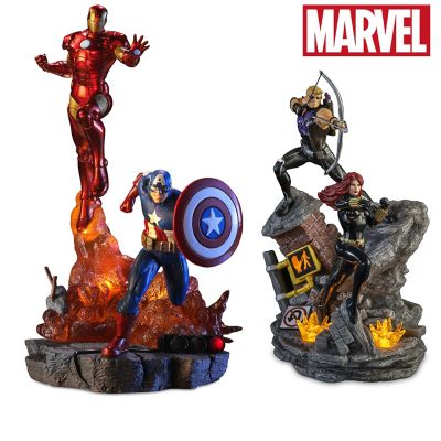 MARVEL Avengers Assemble Illuminated Sculpture Collection by