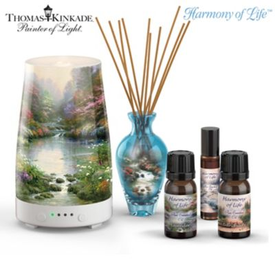 Harmony Of Life Essential Oils Collection by