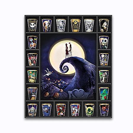Disney Tim Burton's The Nightmare Before Christmas Toothpick Holder Collection
