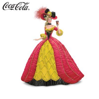 coca-cola figurine