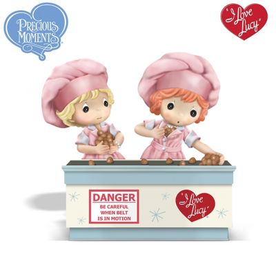 Precious Moments I LOVE LUCY Figurine Collection by