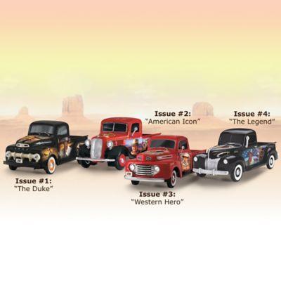 Ford Truck Sculptures American Legend Sculpture Collection