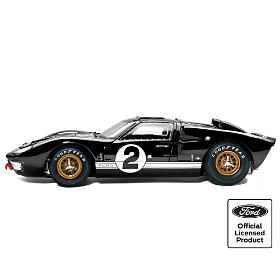 50th Anniversary Of Ford At Le Mans Diecast Car Collection