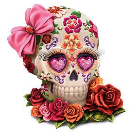 Margaret Le Van Sugar Skull Divas Figurine Collection