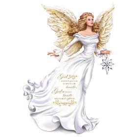 "Dona Gelsinger ""Guiding Lights"" Angel Figurine Collection"