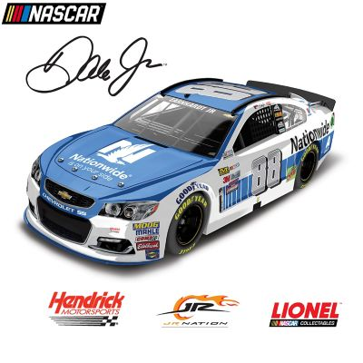 1:24-Scale Dale Jr. No. 88 2017 Diecast Car Collection by