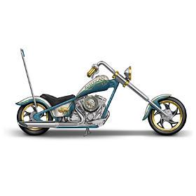 """American Spirit Trail Blazers"" Motorcycle Sculptures"
