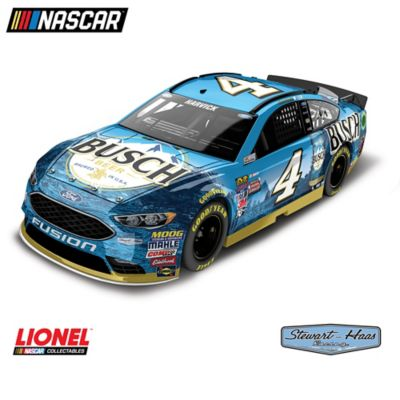 1:24-Scale Kevin Harvick No. 4 2017 Diecast Car Collection by