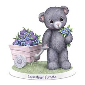 Preciouos Moments Tender Teddy Figurine Collection