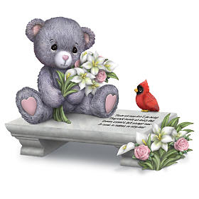 Precious Moments Tender Teddy Bereavement Figurines