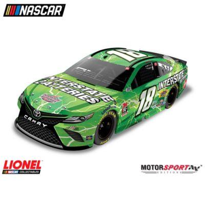 Kyle Busch No. 18 2020 Paint Schemes 1:24-Scale NASCAR ...