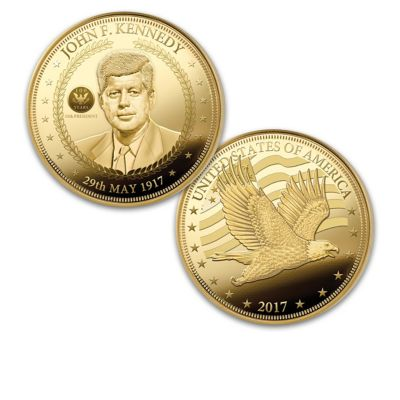The John F  Kennedy 100th Anniversary Legacy Proof Coins