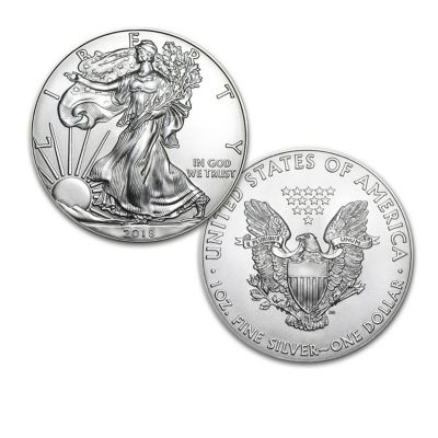 The Complete American Eagle Silver Dollar Collection by