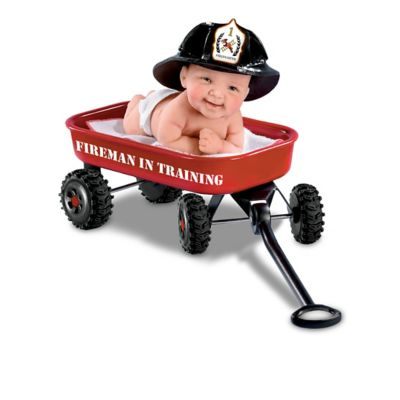 Fireman Baby Doll Collection Theres A New Chief In Town