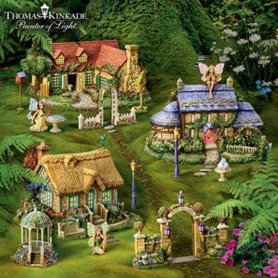 Thomas Kinkade Indoor/Outdoor Fairy Garden Collection by